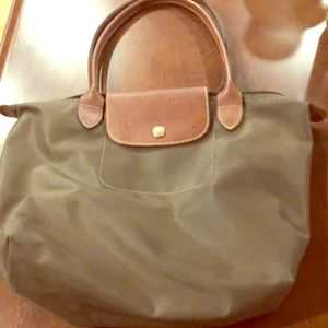 Longchamp small le pillage tote